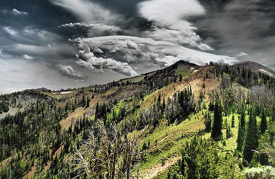 Wallowa Clouds by Kevin Felts