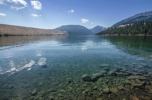 Wallowa Lake No.2 by Margaret Pitcher