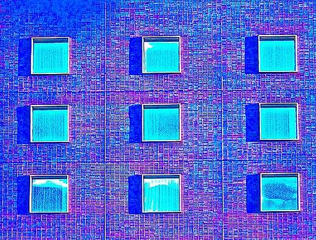 Walls Of Windows by Gillis Cone
