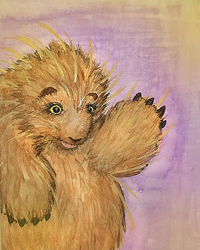 Wally the Porcupine by Annie Kehoe
