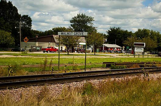 Walnut Grove MN sign by TommyJohn PhotoImagery LLC
