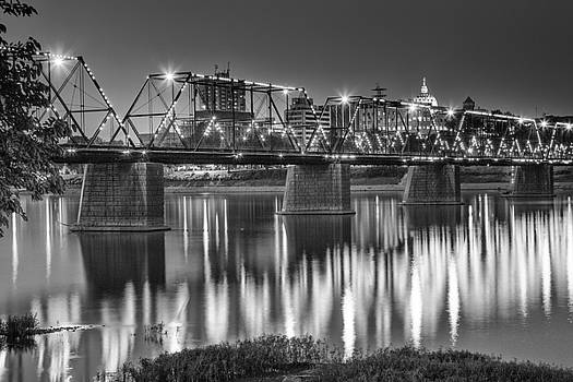 Walnut Street Bridge and Capitol by John Daly