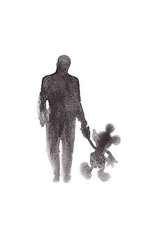 Walt and Mickey by Tamara Elliott