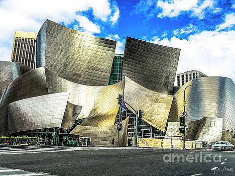 Julian Starks - Walt Disney Concert Hall