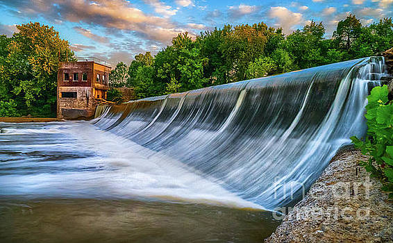 Walter Hill Spillway by David Smith