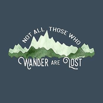 Wander by Heather Applegate