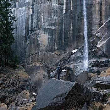 wandering Wonder | Vernal Falls by David Dedman