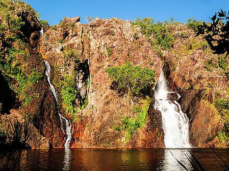 Lexa Harpell - Wangi Waterfalls, Litchfield National Park