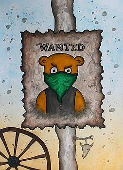 Wanted by Sylvia Sotuyo