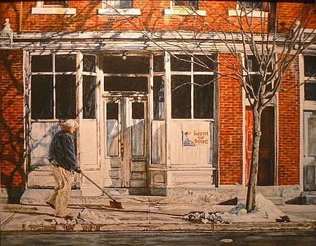 War at Home by Thomas Akers