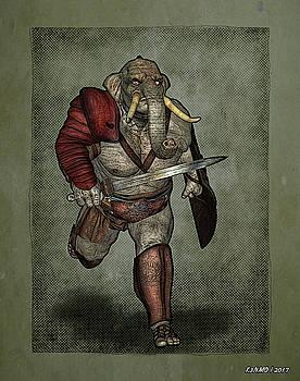 War Beast by Ken Morris