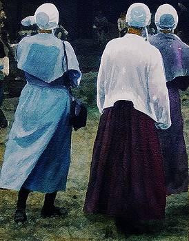 War Eagle Ladies by Tom Herrin