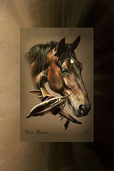 War Horse Redux by Peter Van Stigt