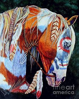 War Pony FLIP by Amanda Hukill