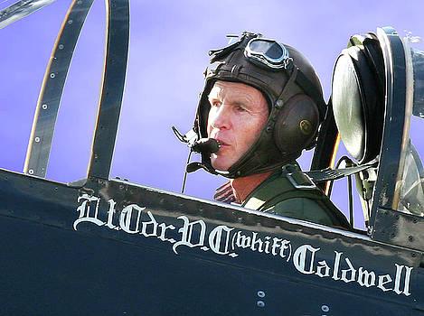 Warbird Pilot by Drew McAvoy
