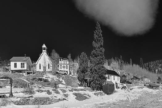 Ward Colorado Monochrome by James BO Insogna