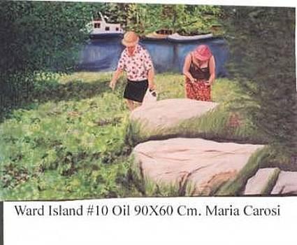 Ward Island 10 by Maria Carosi