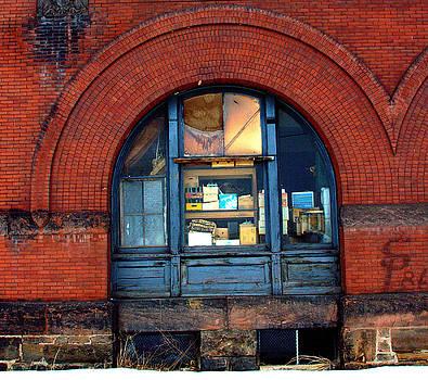 Warehouse by David Ralph Johnson