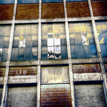 Warehouse Wall by Wayne Sherriff