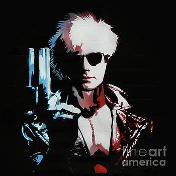 Warhol Terminator by Surj LA
