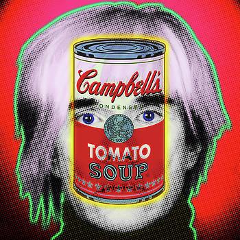 Warhol Tribute by Gary Grayson