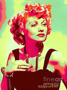 Warhol's Lucy by Scott Ashgate