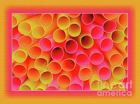 Warm in Neon by Kaye Menner by Kaye Menner