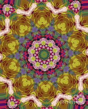 Warm Spring Floral by Shirley Moravec