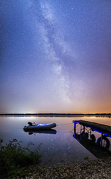 Warm Summer Night by Davorin Mance