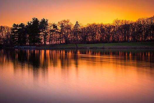 Warm Twilight by Jackie Novak