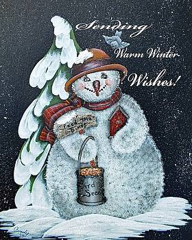 Cindy Treger - Warm Winter Wishes