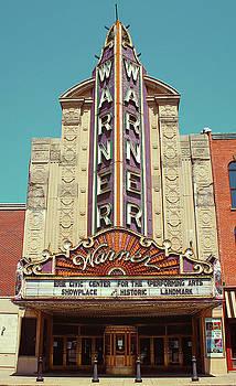 Warner Theatre, Erie, Pa by Jim Zahniser