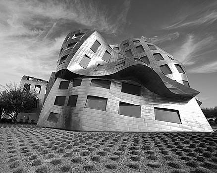 Warped Building No. 1 by Richard Hinds