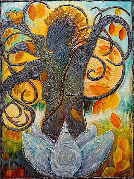 Warrior Bodhisattva by Theresa Marie Johnson