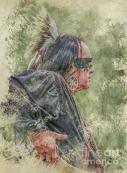 Warrior Bushy Run Ver II by Randy Steele