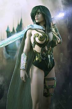 Warrior Queen by Alan Thompson