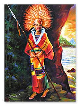 Warrior by Shakthi Dass