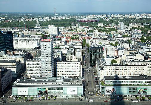 Ramunas Bruzas - Warsaw New City