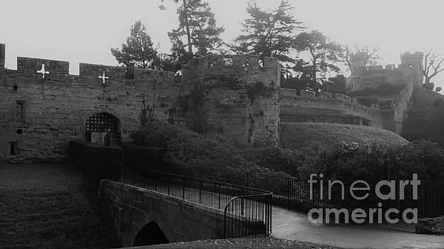 Warwick Castle 3 by John Williams