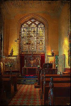 Chris Lord - Warwick Castle Chapel