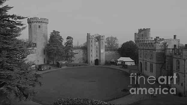 Warwick Castle by John Williams