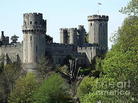 Warwick Castle, Warwickshire, England by Neil Finnemore