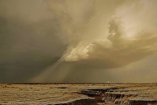 Washburn Hail Shaft by Scott Cordell