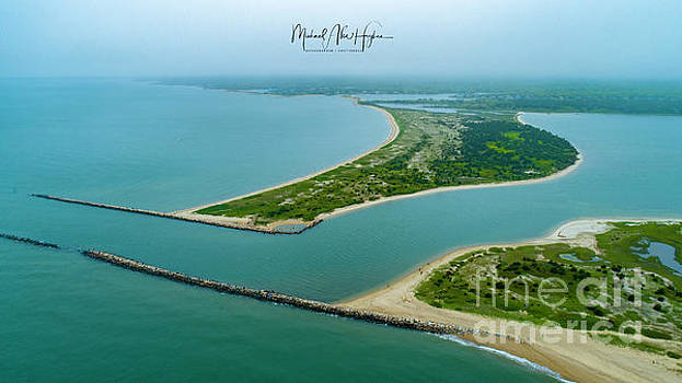 Washburns Island by Michael Hughes