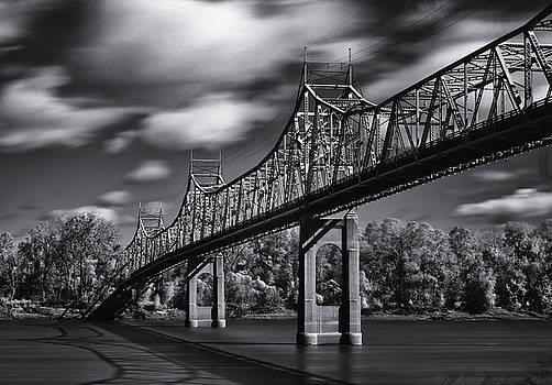 Washington Bridge by James Bull