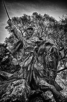 Val Black Russian Tourchin - Washington DC Memorial Detail No 15