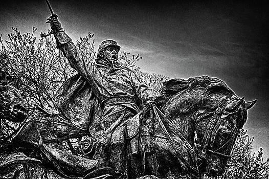 Val Black Russian Tourchin - Washington DC Memorial Detail No 18
