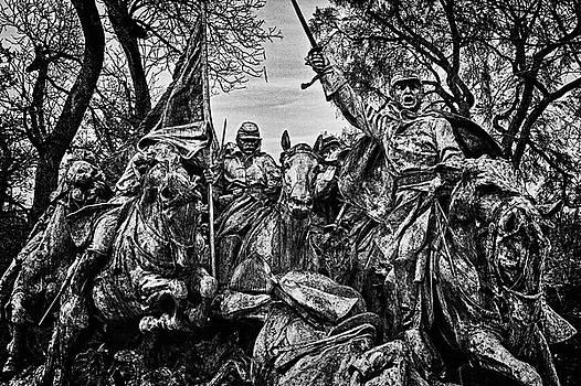 Val Black Russian Tourchin - Washington DC Memorial Detail No 19