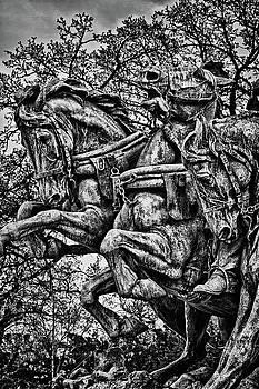 Val Black Russian Tourchin - Washington DC Monument Detail No 3