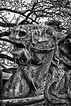 Val Black Russian Tourchin - Washington DC Monument Detail No 6